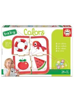 Puzzle infantil Baby Colors.