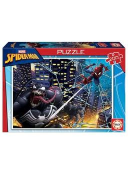 Puzzle 200 piezas Spiderman.