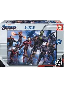 Puzzle 300 piezas Avengers.