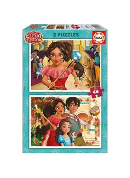 Puzzle 2x48 Elena de Avalor.
