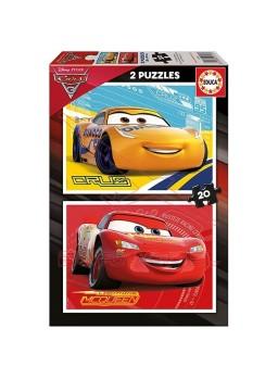 Puzzle 2x20 Cars 3.