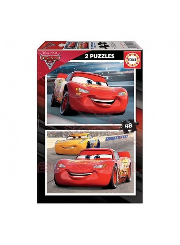 Puzzle 2x48 Cars.