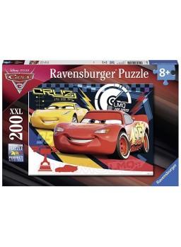 Puzzle 200 XXL Cars 3 Haciendo ruedas.
