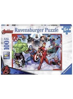 Puzzle Avengers Los vengadores 100 XXL piezas
