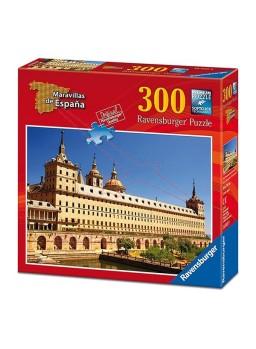 Puzzle El Escorial 300 piezas.