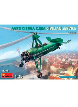Avro Cierva C.30A Civilian Service 1:35 MiniArt
