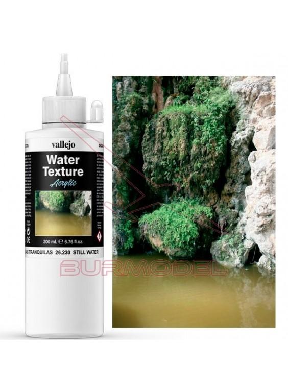 Aguas tranquilas Vallejo 230