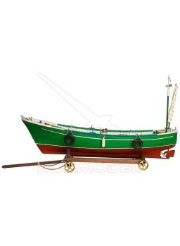 Barquera Motora del Cantábrico
