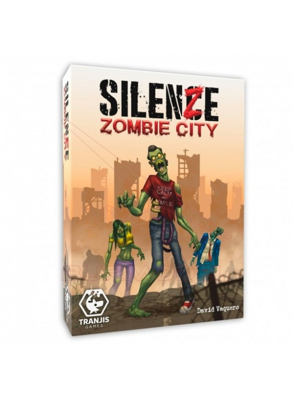 Juego Silenze Zombie City