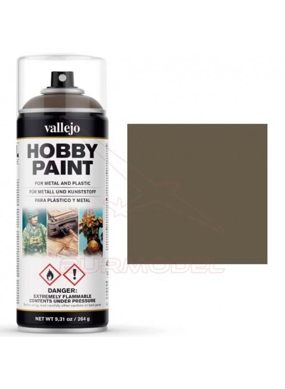 Imprimación spray US verde oliva Vallejo 400 ml