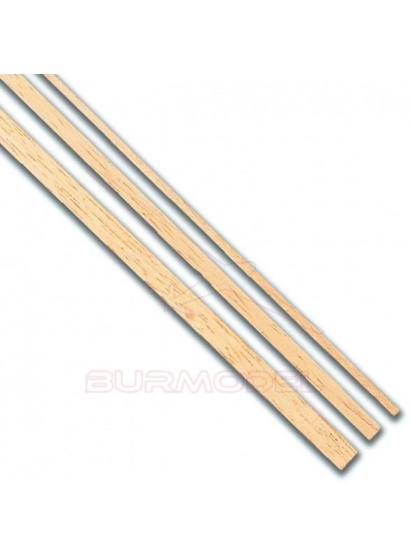 Paquete chapa tilo 0,6x5mm (25 unds) 1 metro
