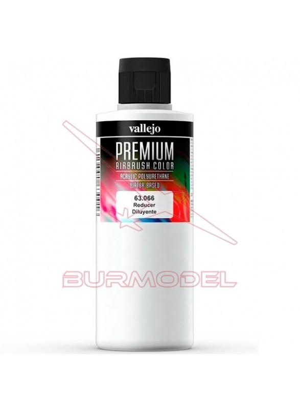 Diluyente Premium 200ml Vallejo