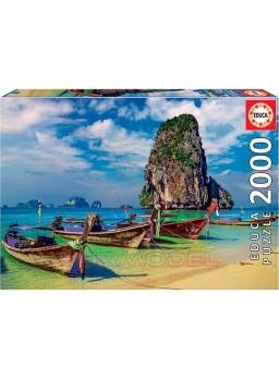 Puzzle 2000 piezas krabi Tailandia