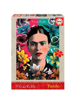 Puzzle Frida Kahlo 1000 piezas