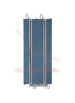 Pista recta estandard 360 mm (2 unds)