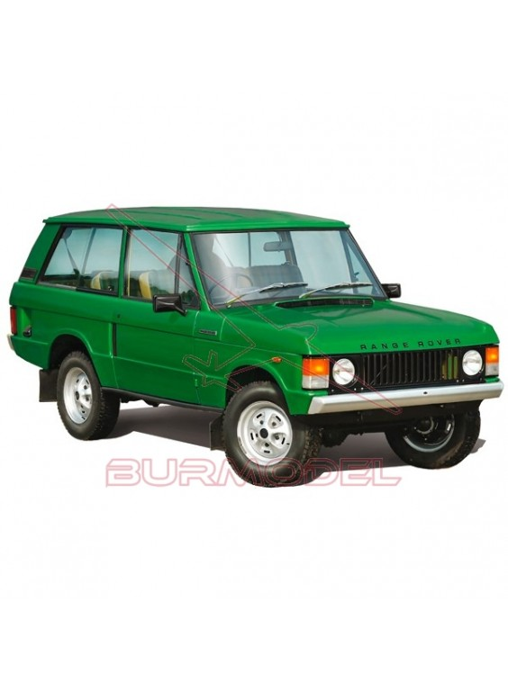 Maqueta Range Rover Classic 1/24