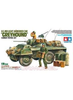 "Maqueta M8 Combat Patrol Set ""Greyhound"" 1/35"