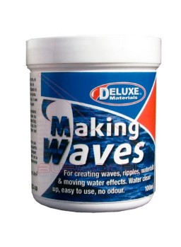 Making Waves 100ml. Agua en movimiento.