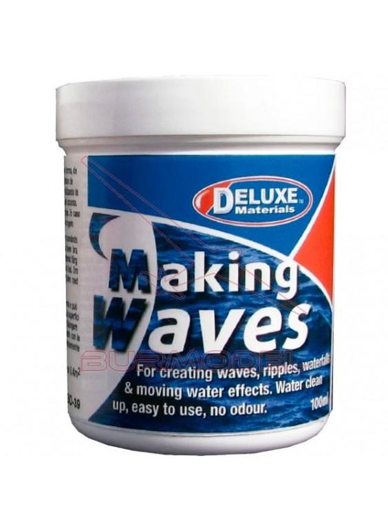 Making Waves 100ml. Agua en movimiento.