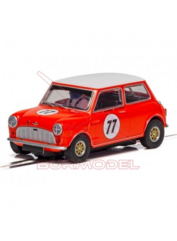 Coche superslot Austin Mini Cooper S