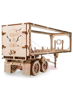 Maqueta Remolque trailer VM-03 1/24