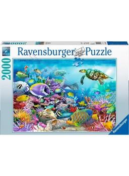 Puzzle 2000 piezas Arrecife de Coral
