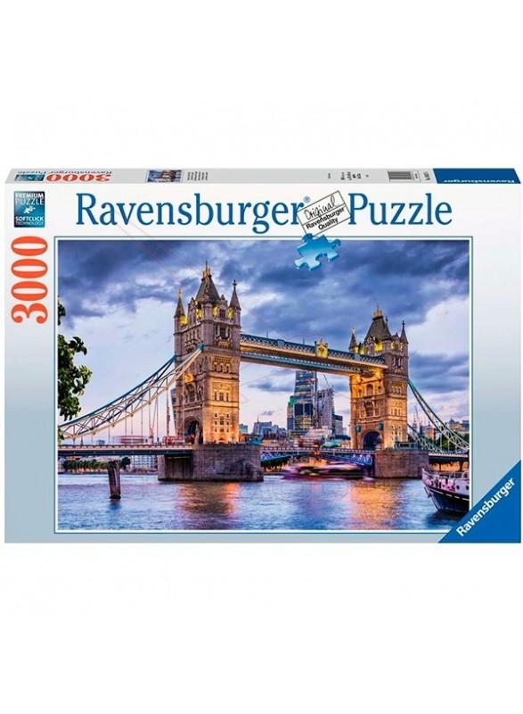 Puzzle 3000 piezas La belle ville de Londres
