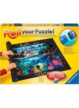 Tapete fieltro para puzzles de 300 a 1500 piezas
