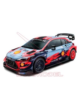 NincoRacers coche RC Hyundai i20 Coupe WRC 1/10