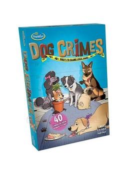 Juego Dog Crimes Think Fun