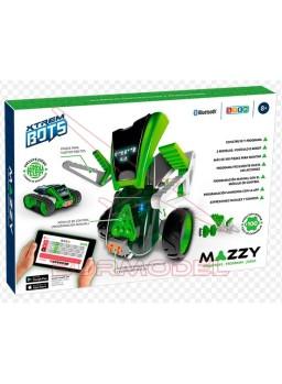 Robot Mazzy. Construye, programa y juega.