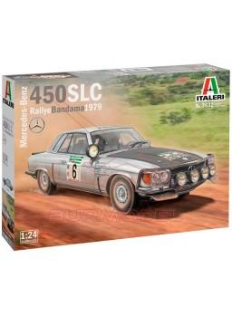 Maqueta Mercedes-Benz 450 SLC 1/24