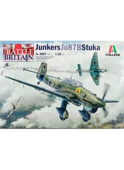 Maqueta Junkers JU87B Stuka 1/48
