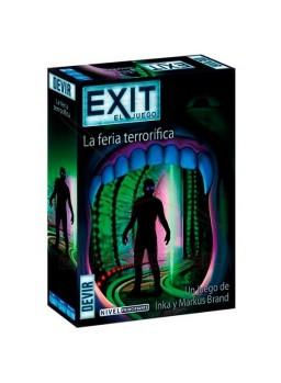 Juego de escape Exit La feria terrorífica