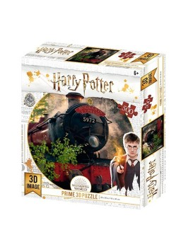 Harry Potter Puzzle lenticular Hogwarts Express