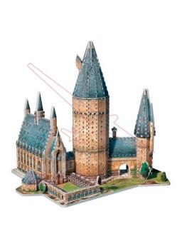 Harry Potter Gran salón Hogwarts 3D 850 piezas