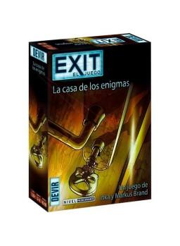Juego de escape Exit La casa de los enigmas