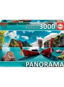Puzzle 3000 piezas Panorama. Phuket, Tailandia