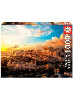 Puzzle 1000 piezas Acrópolis de Atenas