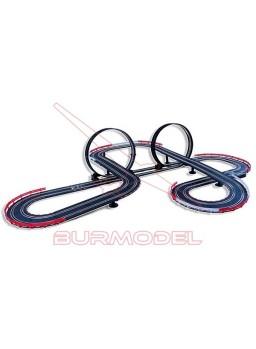 Circuito NINCO GT Tridente 1:43