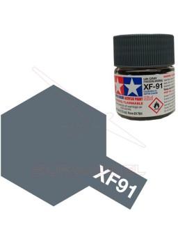 Pintura Tamiya XF-91 IJN Gray YA 10 ml