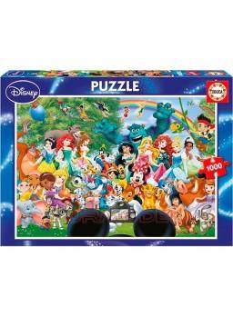 Puzzle 1000 piezas maravilloso mundo