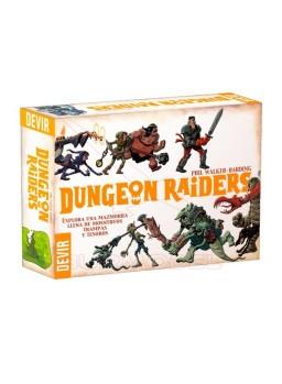 Juego Dungeon Raiders DEVIR