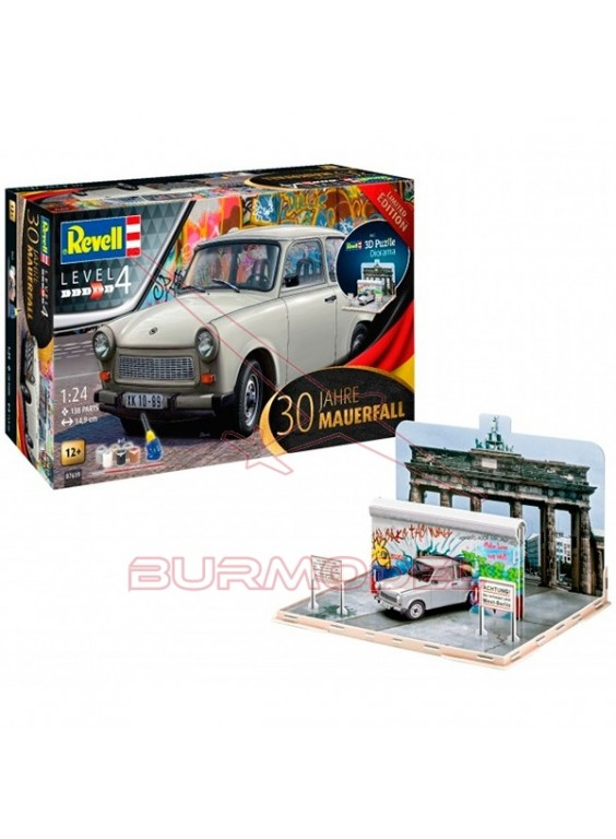 "Maqueta 30 aniversario ""Fall of Berlin Wa"
