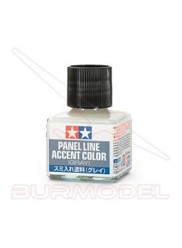 Panel line gris Tamiya 40ml.