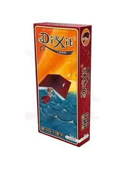 Expansión Dixit Quest