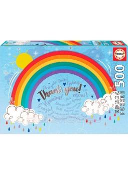 Puzzles 500 piezas Rainbow