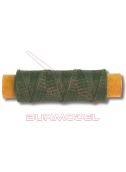 Hilo verde algodón 0,50