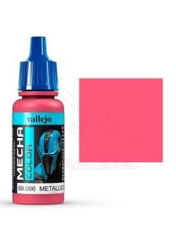 Pintura Mecha Color Rojo metálico17ml