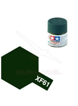 Pintura Tamiya XF-61 Flat Dark Green 23ml